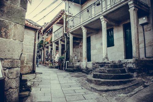 street combarro galicia