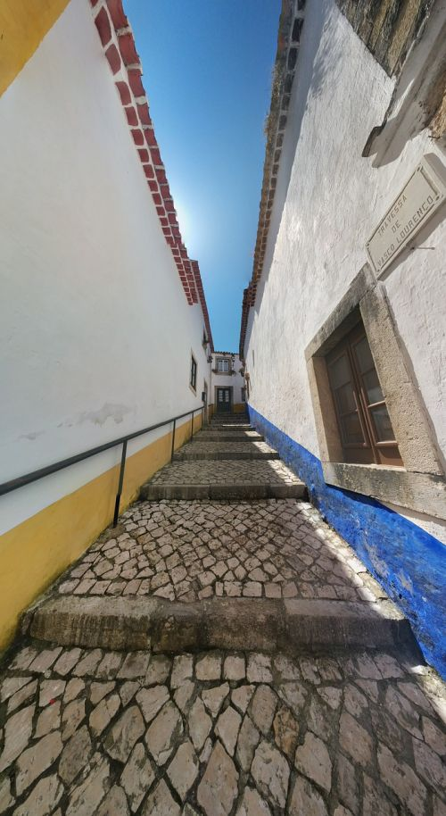 street stair iberian