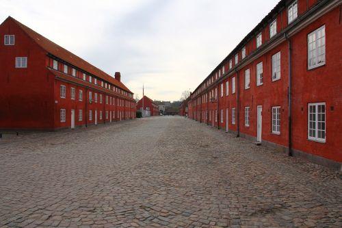 street barracks empty