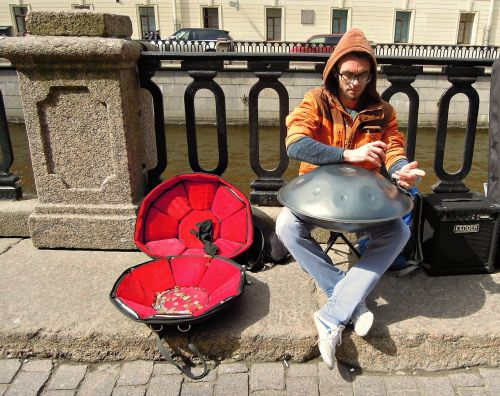 street musician glucopon