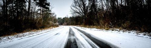 street winter cold