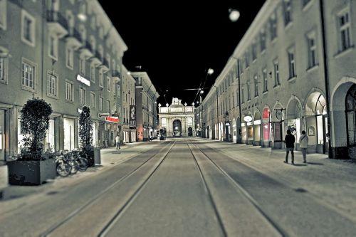 street innsbruck austria