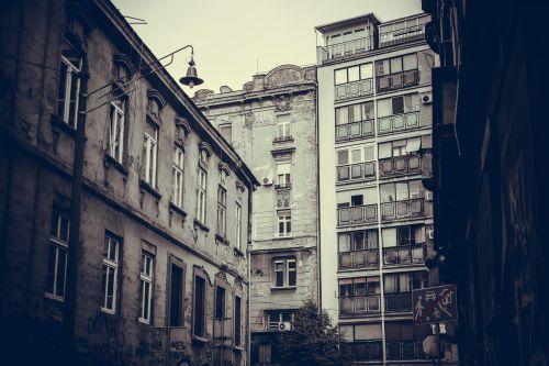 street serbia belgrade