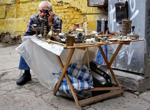 street antiques old