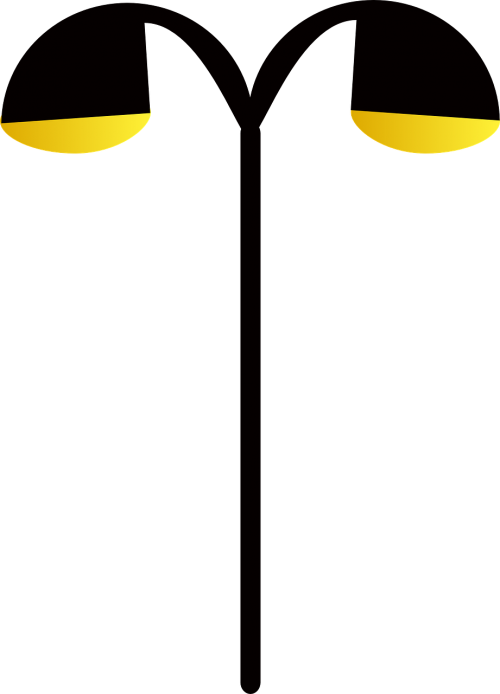 street light lamp