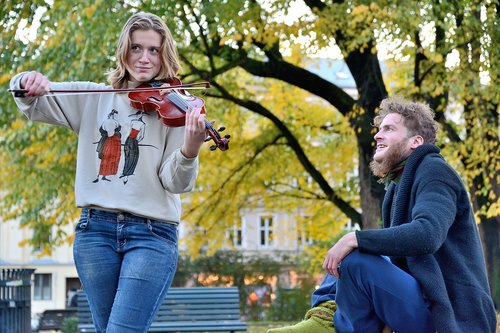 street  musician  music