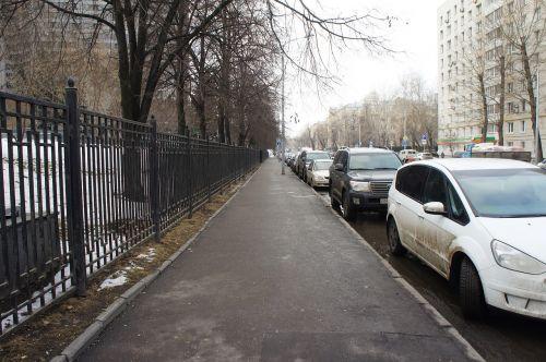 street track stroll