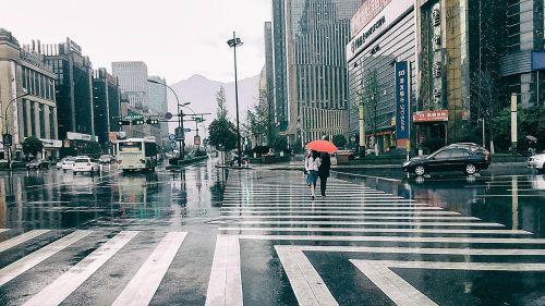 street china road