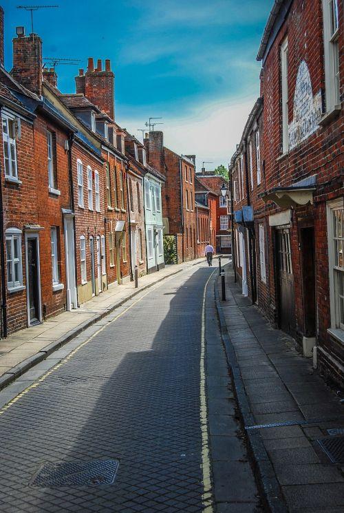 street winchester england