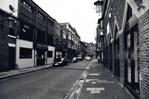 street outside city