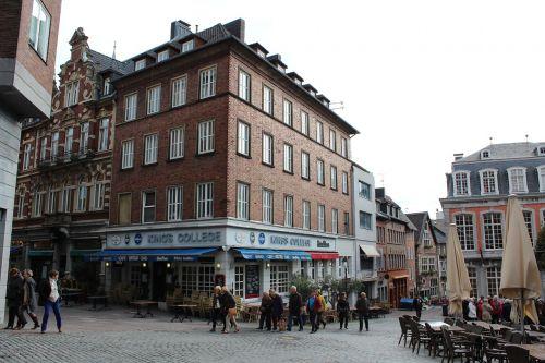 street aachen germany