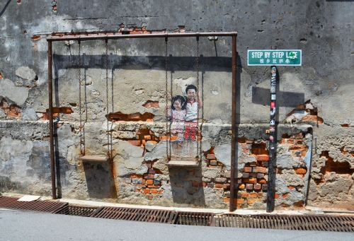 street art wall art graffiti