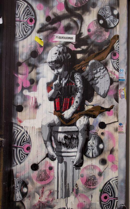 street art london shoreditch