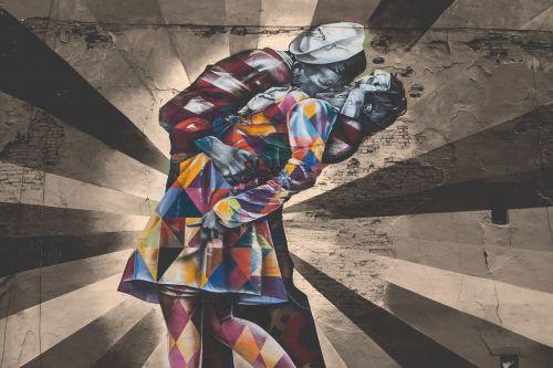 gatvės menas,grafiti,dažyti,miesto,gatvė,Grunge,vintage,miesto gatvė,architektūra,siena,miestas,senas,retro