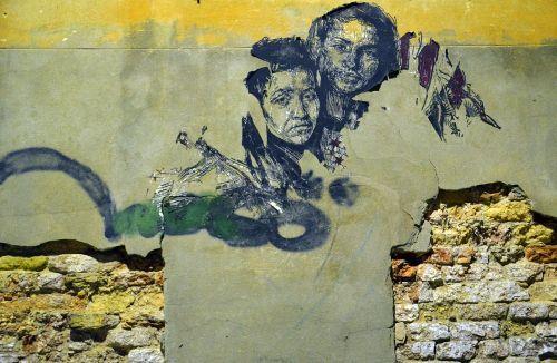 street art urban art mural