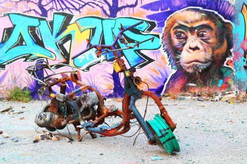street art art tag