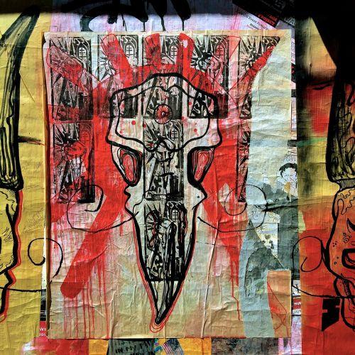 street art poster seattle