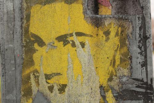 street art art wall