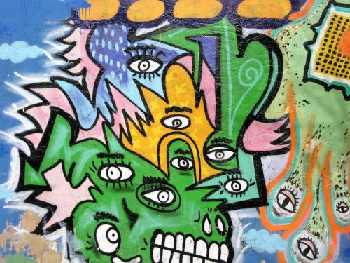 3 BA Street Art