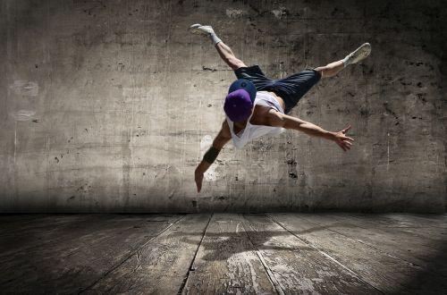 street dancer hip hop young