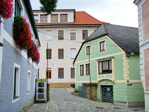 street details spitz austria