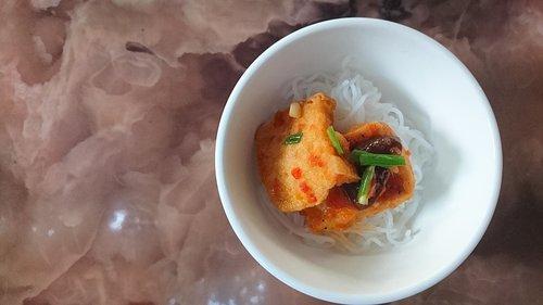 street food  tofu  vegetarian