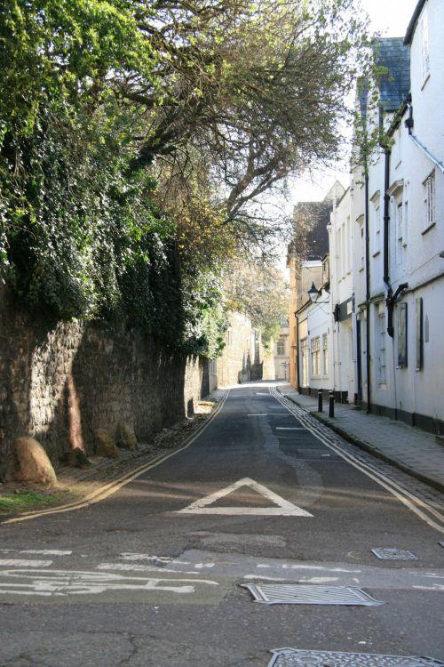 Street In Oxford