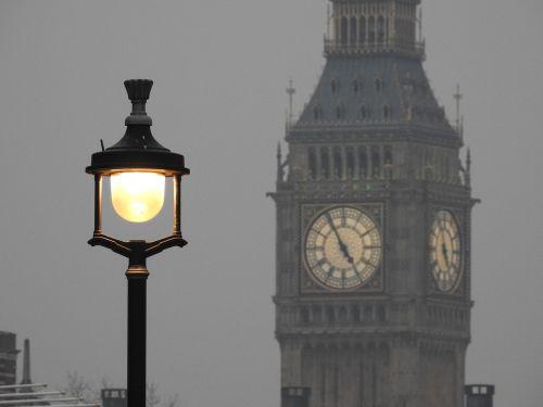 street lamp london lamp