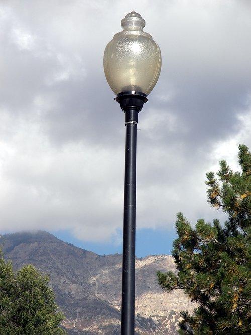 street lamp  street light  lighting