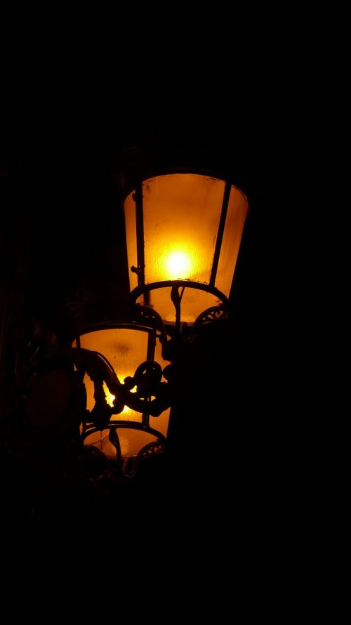street lamp lighting lamp