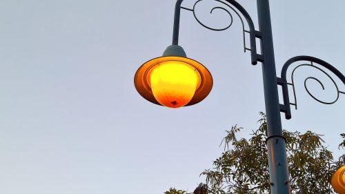 street light light lamp