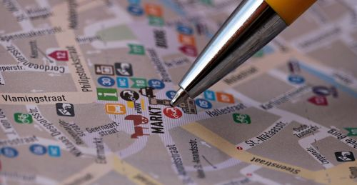 street map map search
