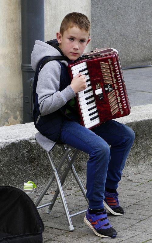 street music music accordion