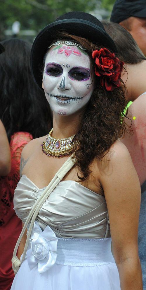street parade zombie undead