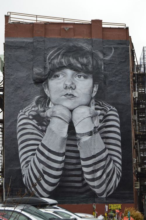 streetart building painting