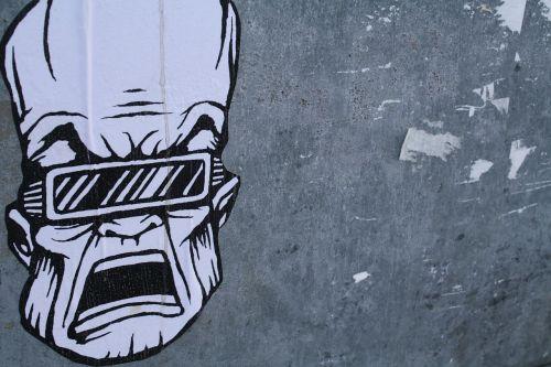 streetart art cartoons