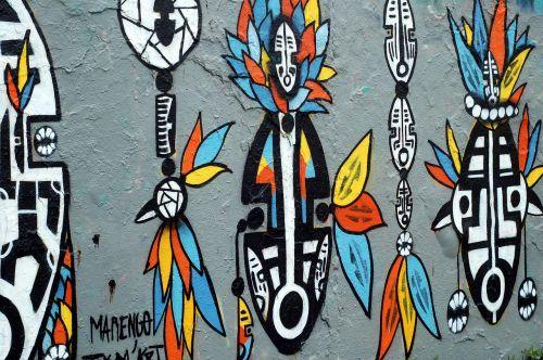 streetart wall berlin