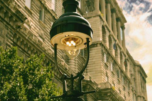 streetlamp streetlight lamp