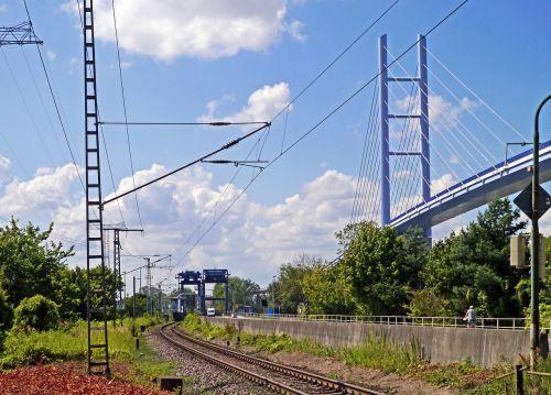 strelasund bridges rügen bridge bascule bridges