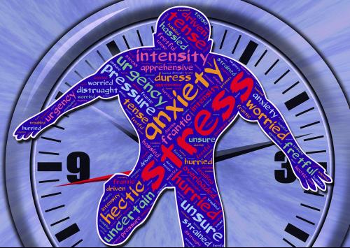 stress pressure anxiety