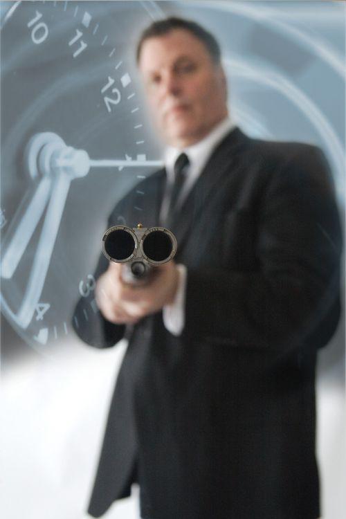 stress gun deadly