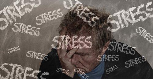stress  burnout  man