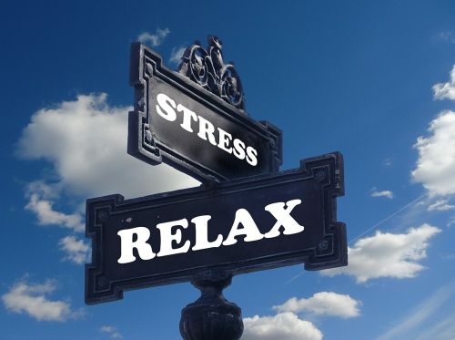 stress relaxation relax