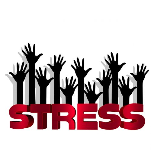 stress hands psychology