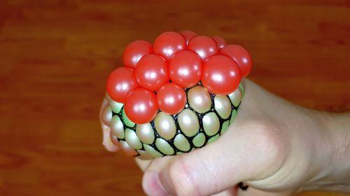 stress ball anti-stress squishy