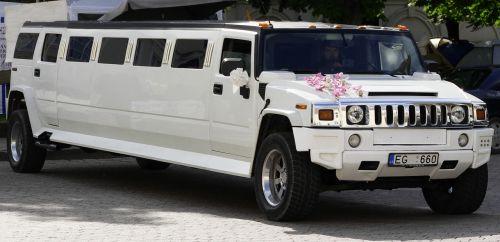stretch limousine extra long auto