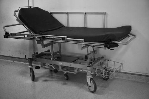stretcher hospital relief