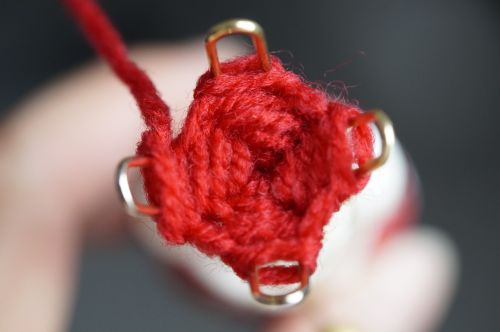 strickliesel hand labor wool