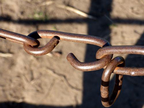 string links iron