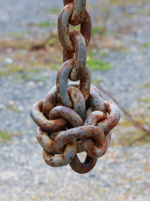 string links knot